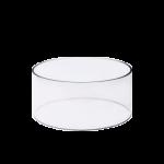 Cúpula de acrílico