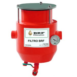 Filtro BRF-500 – Comboio