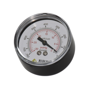 "Manômetro angular ¼"" – Rosca NPT"